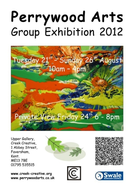 Show poster 2012